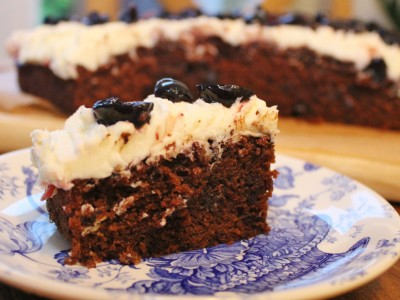 Black Forrest Chocolate Cake