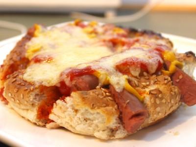Pizza Hotdogs