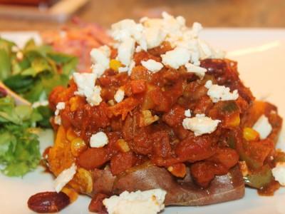 Veggie Packed Chorizo Chilli