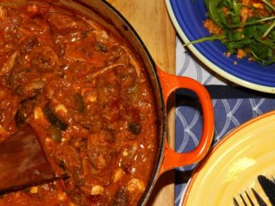 Mediterranean Chicken Casserole