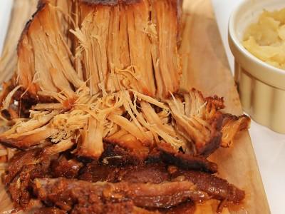 Cajun Pulled Pork
