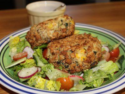 Crispy Tuna Fishcake Recipe