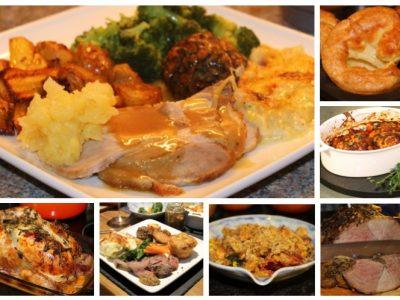 Tips for a Winner Winner Chicken (Lamb, Beef, Pork or Vegetarian) Roast Dinner!!!
