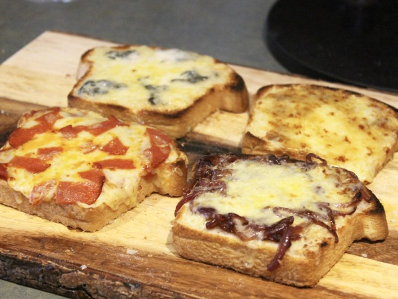 Ultimate Cheese on Toast