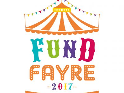 We're Getting our Fun-on at the Fund Fayre!